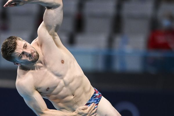 Pour ses premiers Jeux Olympiques, Alexis Jandard, originaire de Messimy près de Lyon, a réussi à aller jusqu'en demi-finale