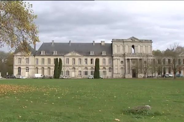 Abbaye d'Ourscamp dans l'Oise