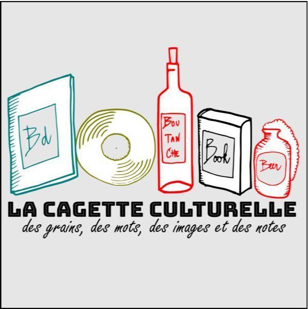 Le logo de la cagette culturelle des producteurs indépendants aquitains