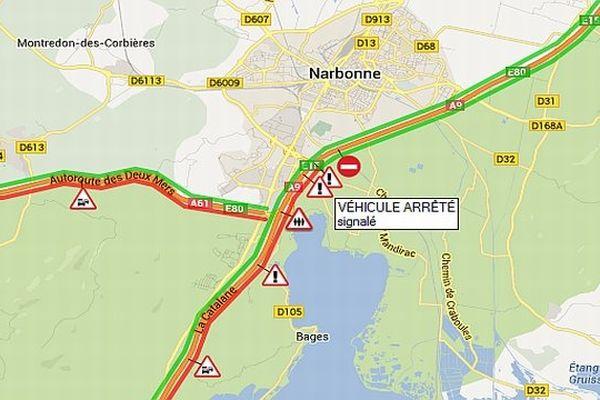 Carte site ASF-Vinci
