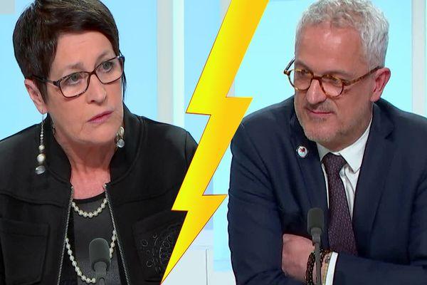 Torchon brûle entre Marie François Fournier et Eric Correia