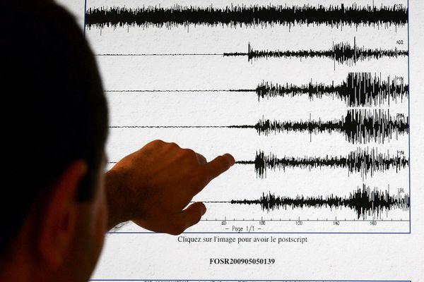 Un séisme de magnitude 2,5 sur l'échelle de Richter a été enregistré ce 25 décembre au nord de Strasbourg.