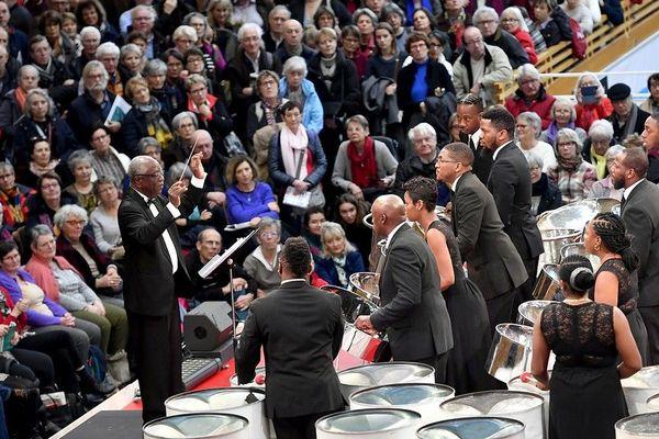 La Folle Journée de Nantes consacrée à Beethoven a attiré près de 150 000 spectateurs.