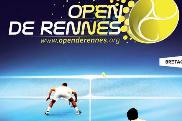 L'Affiche de l'Open de Tennis de Rennes : du 8 au 14 octobre