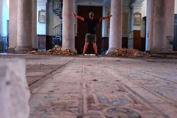 La dernière vidéo publiée sur la chaîne Youtube de Patryce Hvs Jr., urbexeur amiénois, est consacrée à une église construite en 1841 et abandonnée depuis 2005.