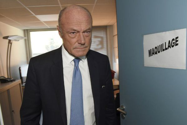 Alain Rousset, président de la nouvelle région ALPC
