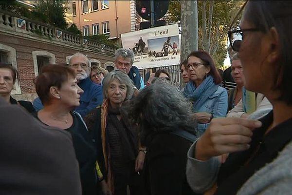 Amarilda et sa famille ont été expulsés vers l'Albanie ce jeudi - 25 octobre 2018