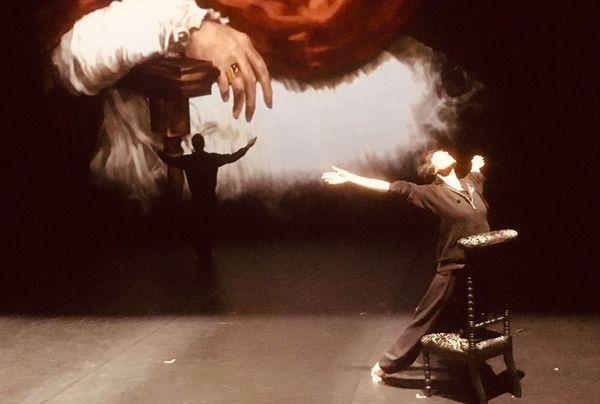 Image du spectacle Lorenzaccio.