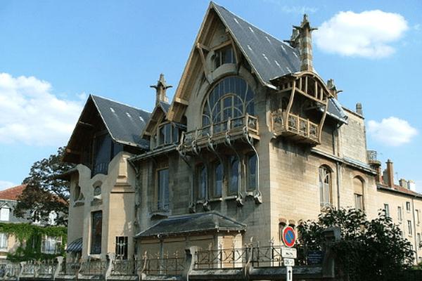 La villa Majorelle devrait ouvrir au public pour les Journées européennes du patrimoine, fin septembre 2017