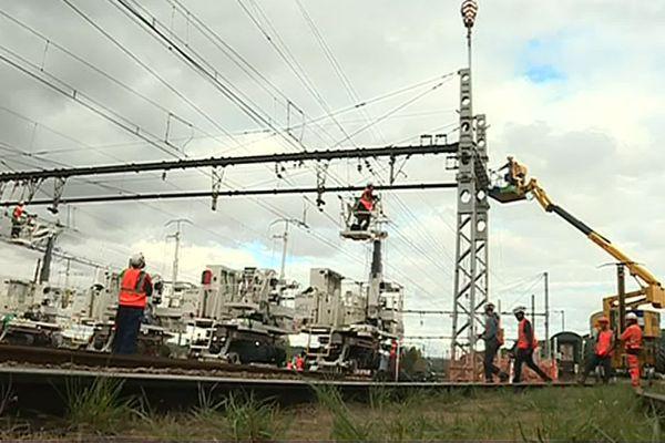 Des travaux de modernisation de l'alimentation électrique, le 28 septembre aux Laumes