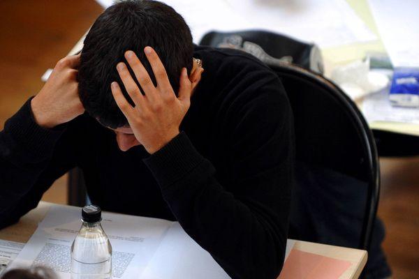 A nouveau des épreuves comptant pour le bac reportées au lycée Clemenceau de Nantes et dans d'autres établissements.