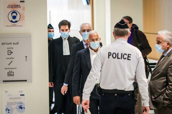 Délibéré dans le procès du Mediator au Palais de Justice de Paris;
