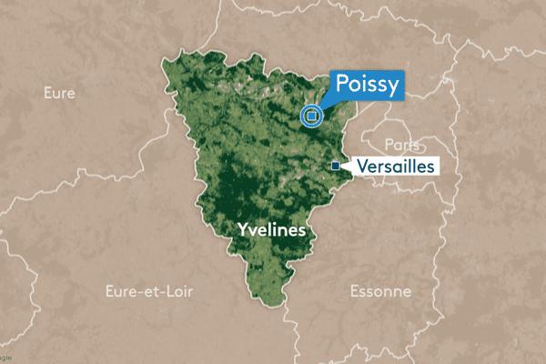 Une école élémentaire fermée à Poissy. Un cas de coronavirus détecté parmi le personnel enseignant.