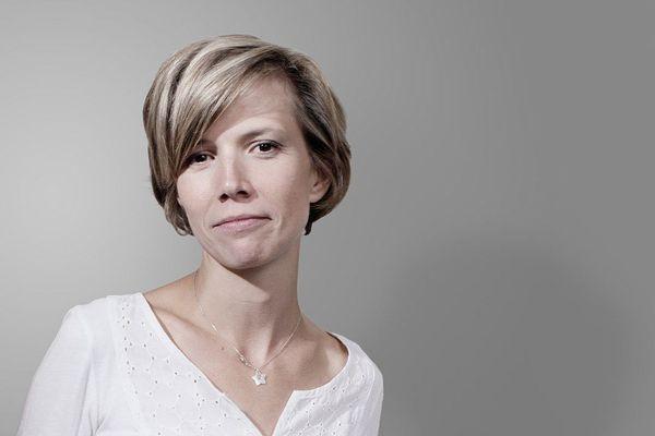 """Florence David, 38 ans, désignée tête de liste de """"la République en Marche"""" à Vienne"""