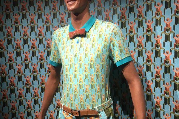La statue de cire de Stromae, artiste.