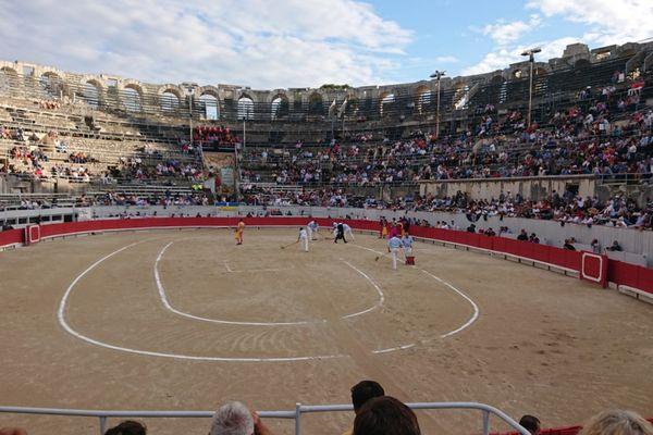 Au programme, courses de taureaux, fanfares et corridas goyesques, après une édition très réduite en 2020 à cause du Covid-19