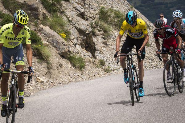 Le cyclisme est à l'honneur cette année en Haute-Loire. Avant le Tour de France, le département accueille le mardi 6 juin une étape du Criterium du Dauphiné. Le Brivadois Romain Bardet et Alberto Contador se retrouveront sur les routes du Chambon-sur-Lignon.