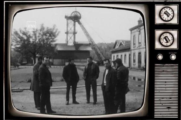 En 1968, les mineurs de Carmaux entrent en grève à la mi-mai
