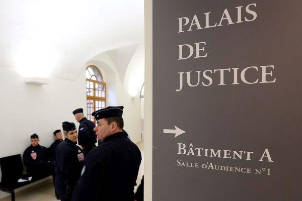 Le palais de justice de Thonon-les-Bains en Haute-Savoie. (Illustration)