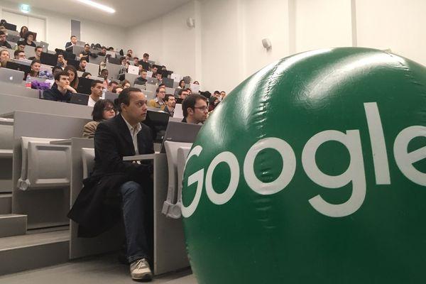 200 stagiaires ont suivi la formation gratuite proposée par Google