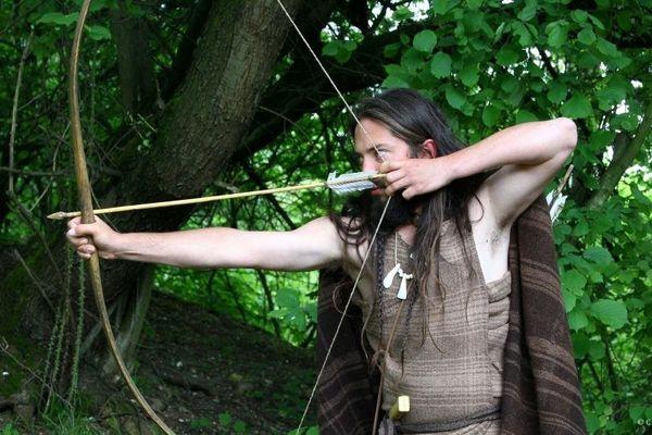 Tir aux armes préhistoriques