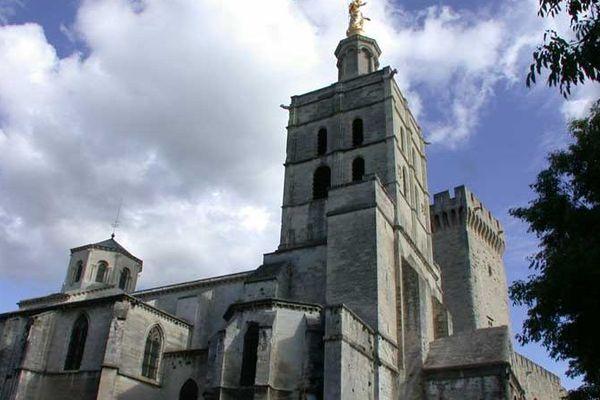 La cathédrale d'Avignon