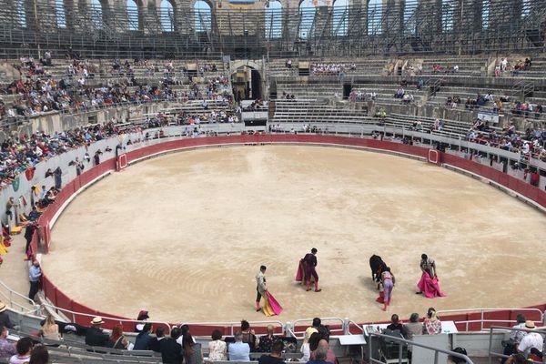 Courses camarguaises, corridas, novilladas : la Feria de Pâques attire 35.000 spectateurs dans les arènes en temps normal