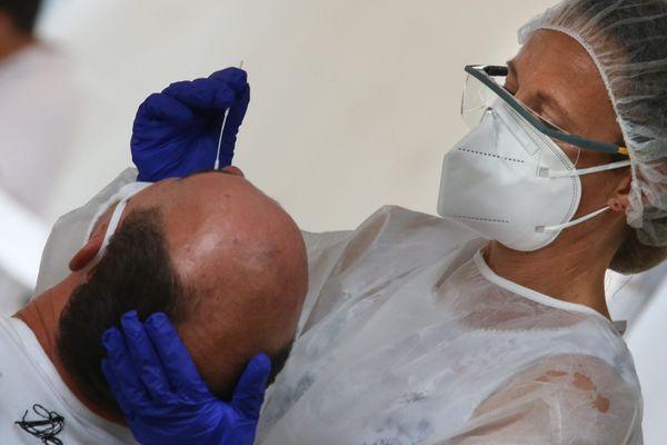 Une centaine de personnes testées après la découverte de cas de Covid au centre de demandeurs d'asile de Guéret