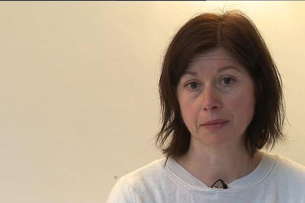 """La mère de Léa, Karine Bonhoure: """"je n'attends rien de ce procès en appel."""""""
