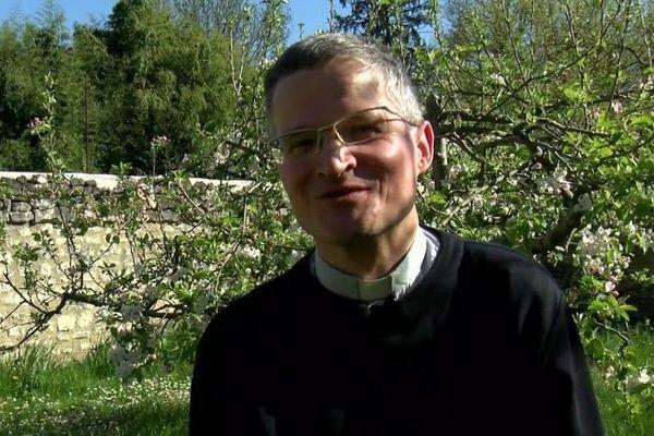 Monseigneur Xavier Malle, nouvel évêque de Gap.