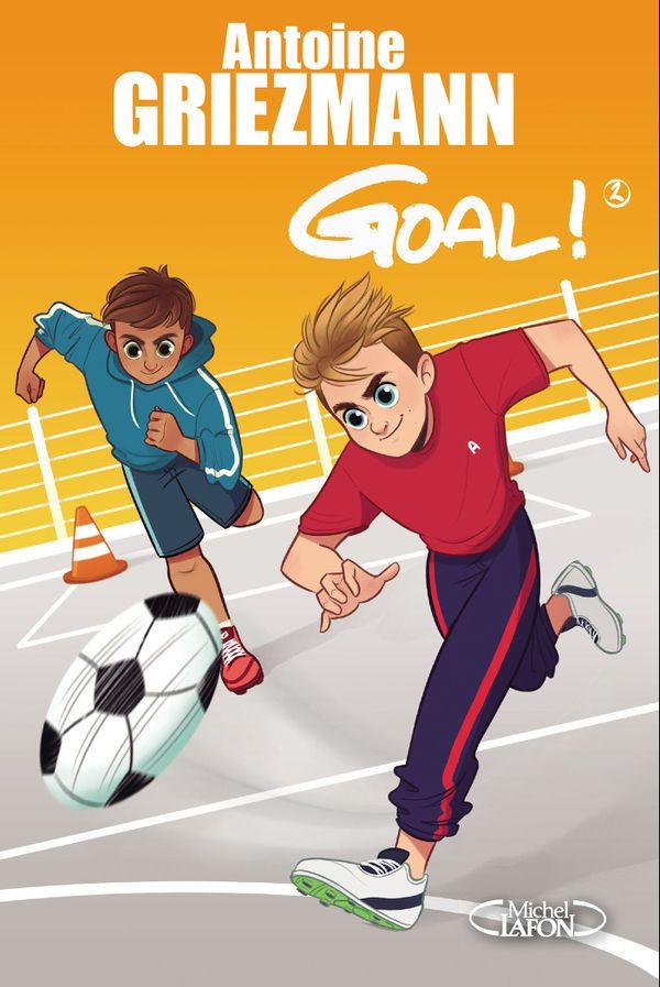 Goal ! 2 d'Antoine Griezmann