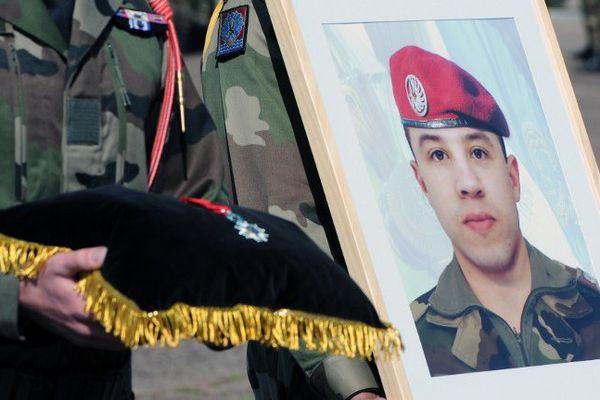 Abel Chennouf, tué par Merah en 2012 à Montauban