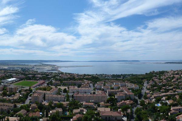 La 12e circonscription des Bouches-du-Rhône englobant la commune de Vitrolles