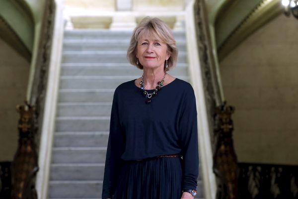 La procureure générale de Monaco, Sylvie Petit-Leclair.
