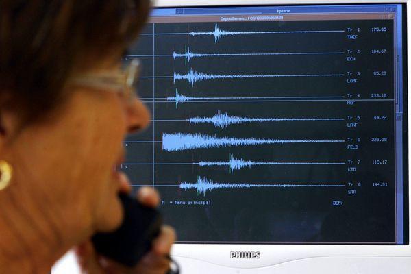 Un séisme de magnitude 2,2 a été enregistré dans le Bas-Rhin, dimanche 8 novembre 2020.