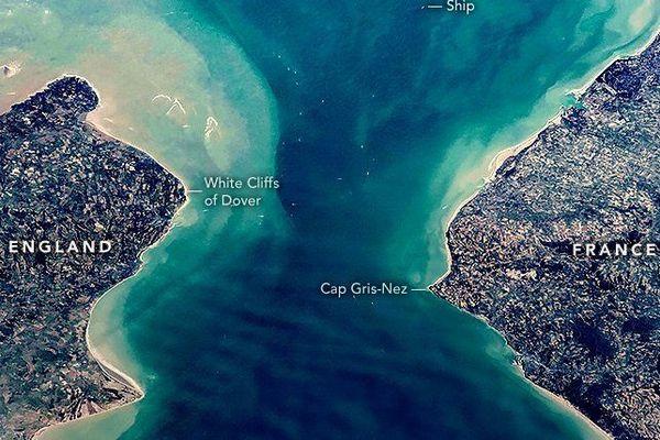Un départ de White Cliffs of Dover pour une arrivée ce 29 septembre 2020 à Cap Gris-Nez