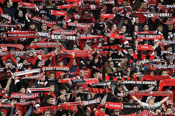 Stade rennais : les supporters fiers des couleurs de leur club