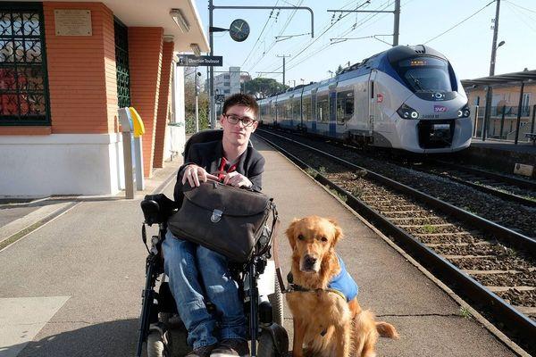 Kevin Fermine avait entamé des poursuites contre la SNCF en 2016