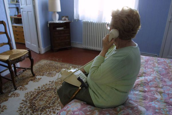 Les personnes âgées bénéficiaires du dispositif de l'ADMR Jura ont principalement plus de 80 ans.