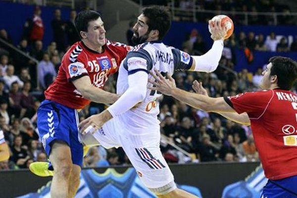 Suivez en direct streaming Nikola Karabatic et l'équipe de France face au Danemark.