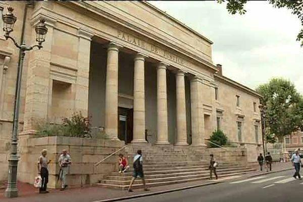 Le tribunal de Chalon-sur-Saône en Saône-et-Loire