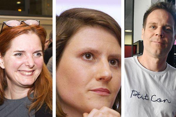 A eux trois, ils ont rassemblé plus de 26% des voix. le pacte que viennent de sceller Rémi Gaillard, Nous Sommes et Clothilde Ollier a pour objectif de peser sur le second tour de l'élection municipale programmé le 28 juin.