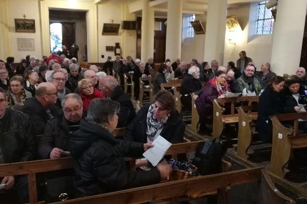 Grand débat citoyen organisé dans la paroisse de Belloy-sur-Somme vendredi 15 février 2019