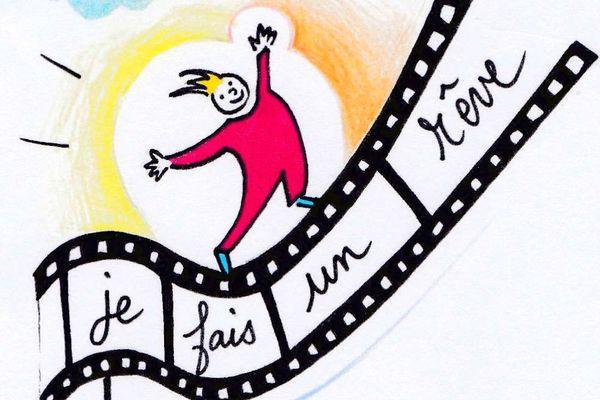 """dessin """"Je fais un rêve"""""""