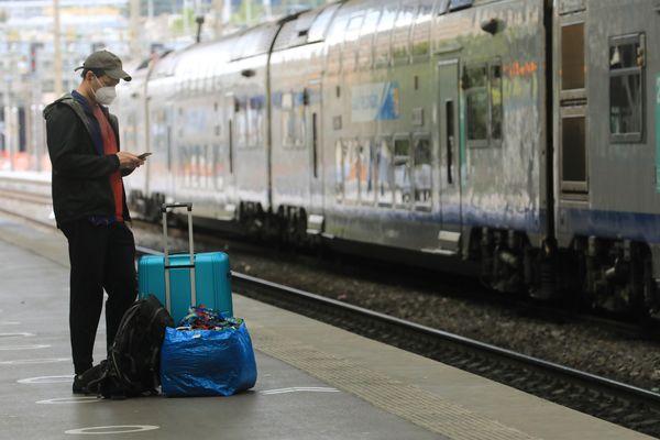 Et vous, avez-vous déjà égaré vos biens personnels dans le train ?