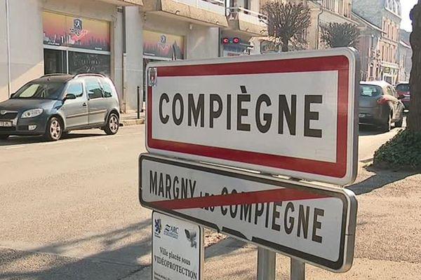 Un couvre-feu sera instauré dès ce lundi 23 mars à Compiègne.