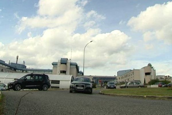 L'hôpital de Pau où Kyllian est décédé le 3 septembre dernier.