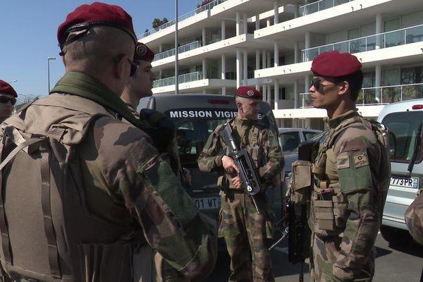 L'opération Résilience se met en place à la Rochelle
