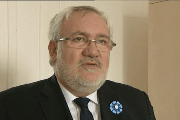Jean-Marc Todeschini, secrétaire d'Etat chargé des Anciens Combattants et de la Mémoire