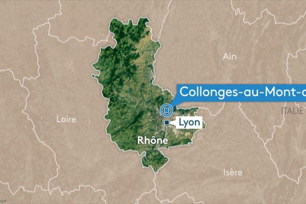 Collonges au Mont d'or - Rhône
